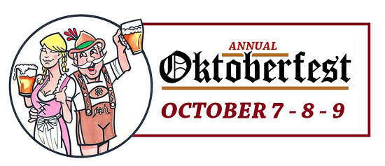 Octoberfest Cartoon